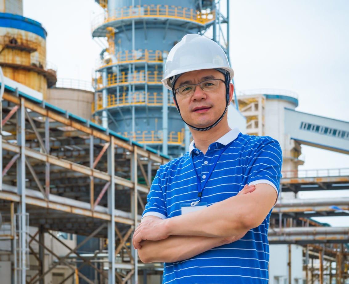 Engineer at Petrochemical Plant   Sunrise Plastic